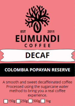 Eumundi Coffee Decaf